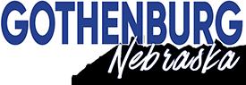 Gothenburg, Nebraska Logo
